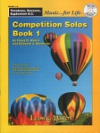Competition Solos, Book 1 (Bk/CD) - Trombone, Bassoon, Euphonium B.C.