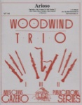Arioso - Woodwind Trio