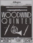 Serenade, Op. 44, Movement 4: Allegro - Woodwind Quintet