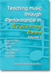 Teaching Music Through Performance in Beginning Band, Vol. 2 - Book