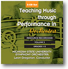 Teaching Music Through Performance in Orchestra, Vol. 3 - CD
