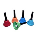 KidsPlay 5 Note Chromatic Handbell Add On Set