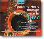 Teaching Music Through Performance in Jazz - CD