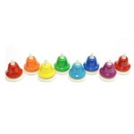 Kidsplay 8 Note Diatonic Deskbell Set