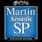 Acoustic SP Bronze Medium Guitar Strings .013-.056