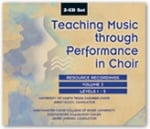 Teaching Music Through Performance in Choir, Vol. 3 - CD