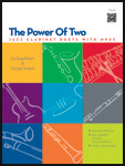 Power of Two (Bk/Audio Access) - Jazz Clarinet Duets