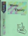 Music Theory 2015 Student Workbook, Level 1
