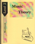 Music Theory 2015 Student Workbook, Level 2