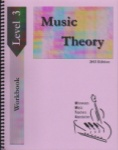 Music Theory 2019 Student Workbook, Level 3