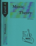 Music Theory 2015 Student Workbook, Level 4