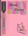 Music Theory 2015 Student Workbook, Level 5