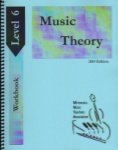 Music Theory 2015 Student Workbook, Level 6