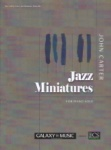 Jazz Miniatures for Piano Solo