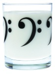 Bass Clef Tumbler