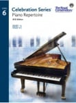 Celebration Series Piano Repertoire - Level 6
