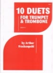 10 Duets - Trumpet and Trombone