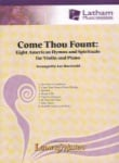 Come Thou Fount - Viola and Piano