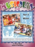 Musicplay Pre-K, Part 2: Winter - Book/CD