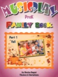 Musicplay Pre-K Family Book, Part 1: Fall - Book/CD