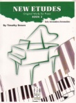 New Etudes, Book 3 - Piano Teaching Pieces