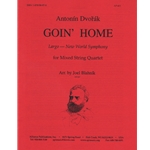 Goin' Home (Largo from New World Symphony) - String Quartet