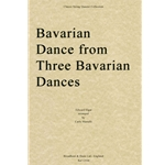 Bavarian Dance from Three Bavarian Dances - String Quartet (Score)