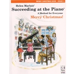 Succeeding at the Piano: Merry Christmas, Grade 4