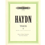 Trios, Volume 2 - Piano, Violin and Cello