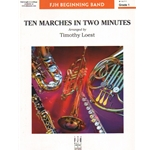 10 Marches in Two Minutes - Young Band