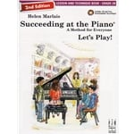 Succeeding at the Piano: Lesson and Technique Book, Grade 2B (2nd Ed.)
