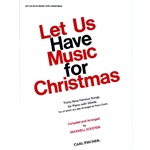 Let Us Have Music for Christmas - Piano