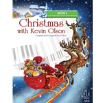 Christmas with Kevin Olson, Book 2 - Piano