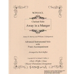 Away in a Manger - Clarinet and Piano