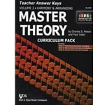 Master Theory, Volume 2 (Books 4-6) - Teacher Answer Keys