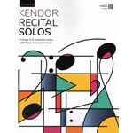 Kendor Recital Solos, Vol. 2 - Trombone and Piano