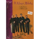 12 Klezmer Melodies for Clarinet - Book with CD