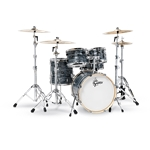 Gretsch Renown 20,10,12,14  Silver Oyster Pearl