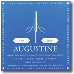 525A Augustine Classic Blue Set Classical Guitar Strings