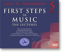 First Steps in Music: The Lectures (5 DVD Set)