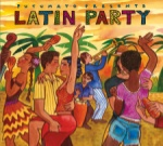 Latin Party Putumayo CD