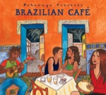 Brazilian Cafe Putumayo CD