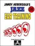 Jamey Aebersold's Jazz Ear Training Book & 2 CDs