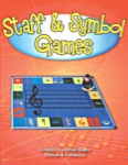 Staff and Symbol Games Book