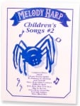 Melody Harp Song Pack - Children's Songs #2