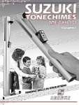 Suzuki ToneChimes Method Vol 1 - 8 Popular Songs