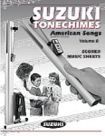 Suzuki ToneChimes Vol 8 - American Songs (2-Octave)