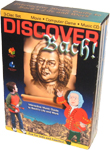 Discover Bach Music Games Software and CD-ROM