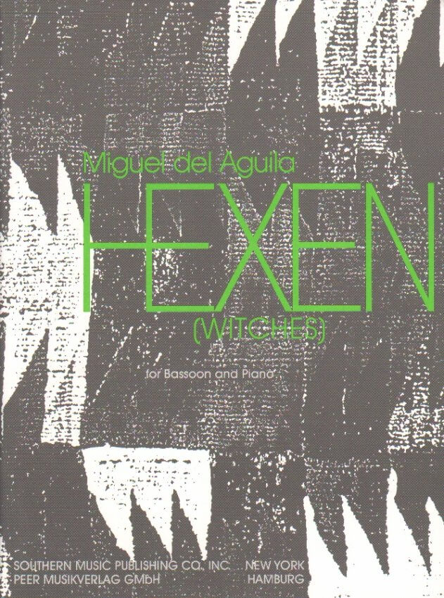 Hexen (Witches) - Bassoon and Piano