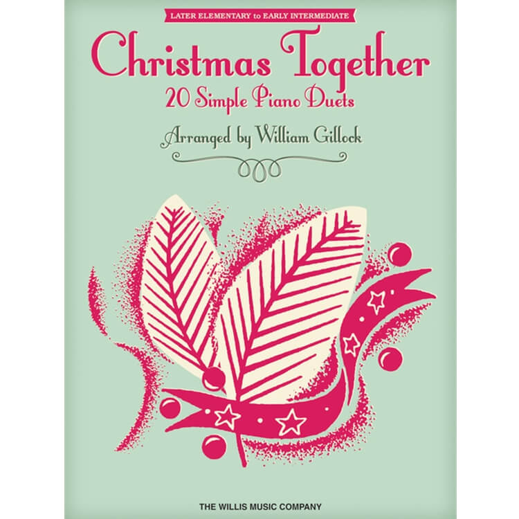 Christmas Together - 1 Piano 4 Hands